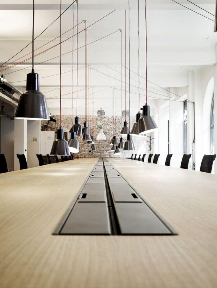 49 stunning office interior design inspirations for Bbdo office design 9