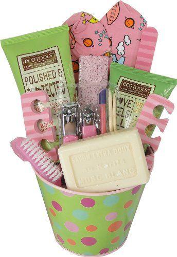 Spa Pampering Foot Care Gift Basket « Blast Gifts | ^^Gift Baskets ...