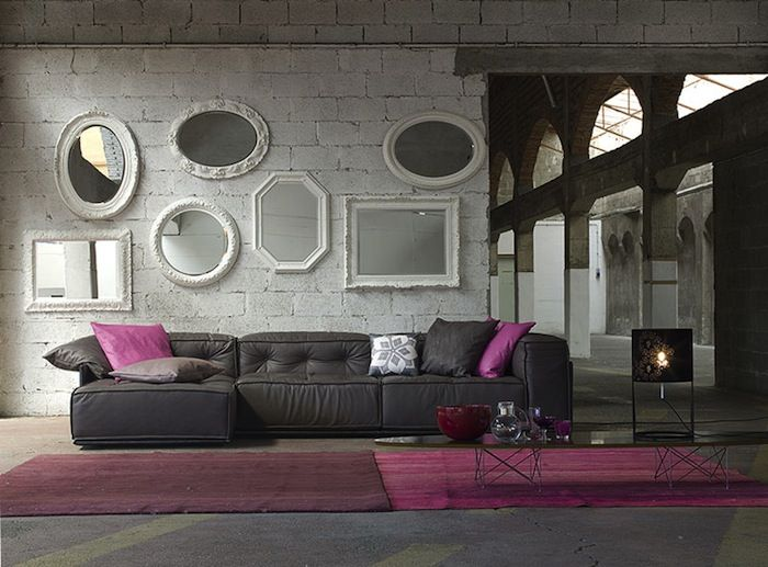 50 best Divani e complementi u2013 Design images on Pinterest Modern - divanidivani luxurioses sofa design