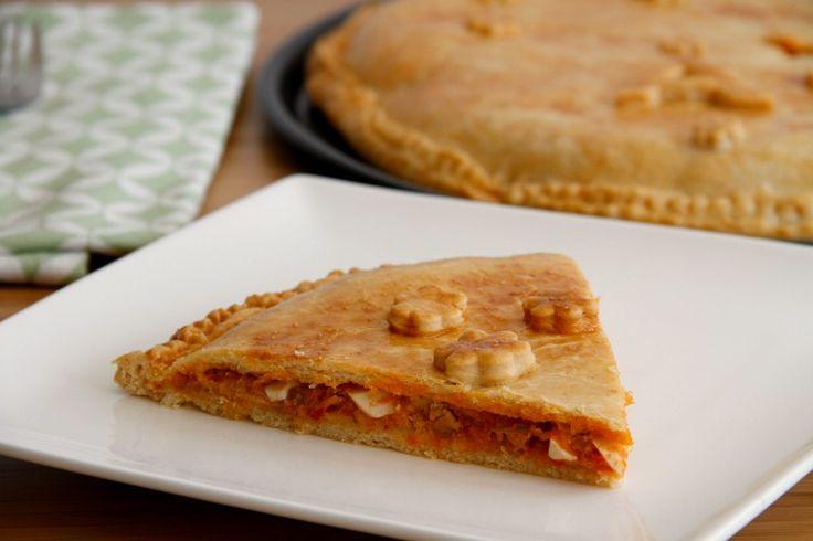 Empanada gallega de bonito - MisThermorecetas