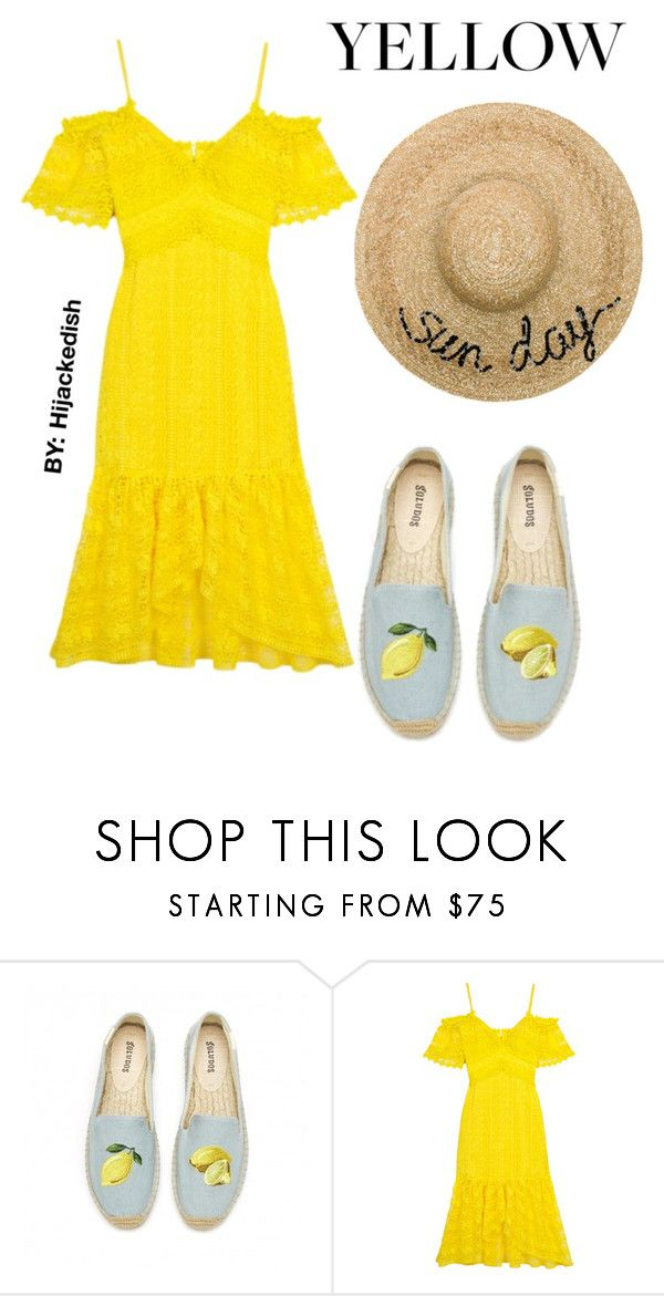 """Limone"" by hijackedish on Polyvore featuring Eugenia Kim"