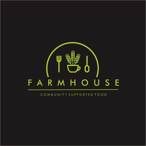 Designs | Create a logo for Farmhouse that captures a farm's rustic charm! | Logo design contest