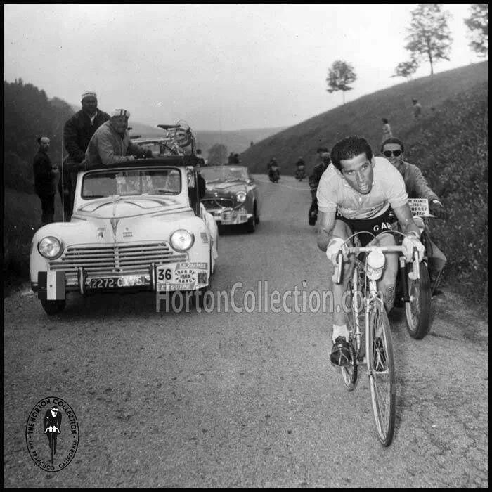 Tour de France 1960, Gastone Nencini, The Lion Of Mugello