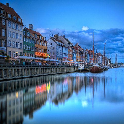 Ahhh and I especially want to go to Denmark!     Copenhagen, Denmark: Buckets Lists, Reflection, Favorite Places, Cities, Scandinavia, Copenhagen Denmark, This Summer, Beautiful Places, The World