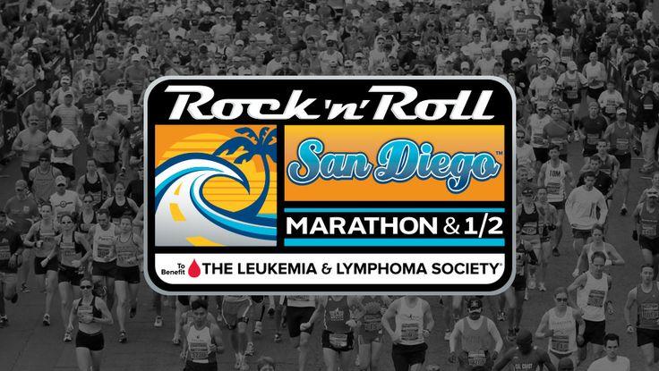 San Diego Rock 'n' Roll Half Marathon Relay | June 1, 2014