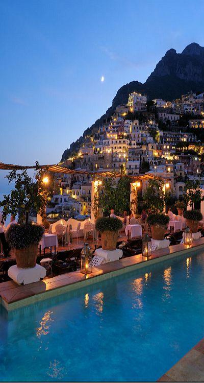 Amalfi Coast in Campania, Italy