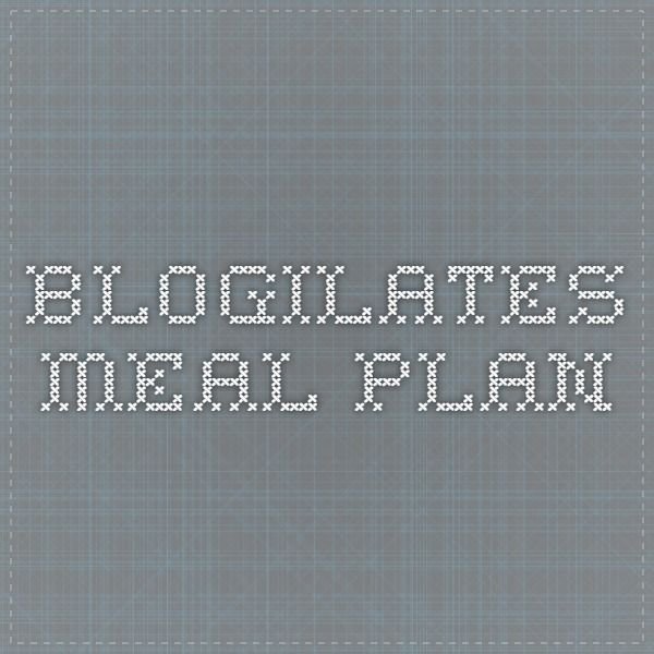 17 Best ideas about Blogilates Meal Plan on Pinterest ...