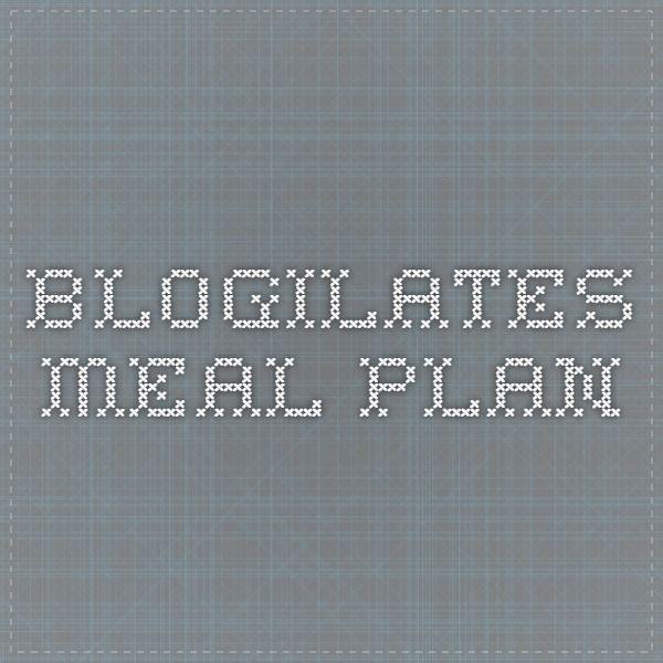 17 Best ideas about Blogilates Meal Plan on Pinterest ...
