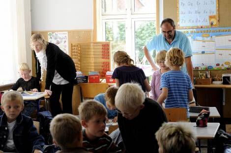 Hvis danske elever klarer sig så dårligt i basisfagene, hvorfor skal de så bruge tid på kristendom?