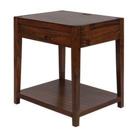 Casual Home Notre Dame Warm Brown Nightstand 649-24