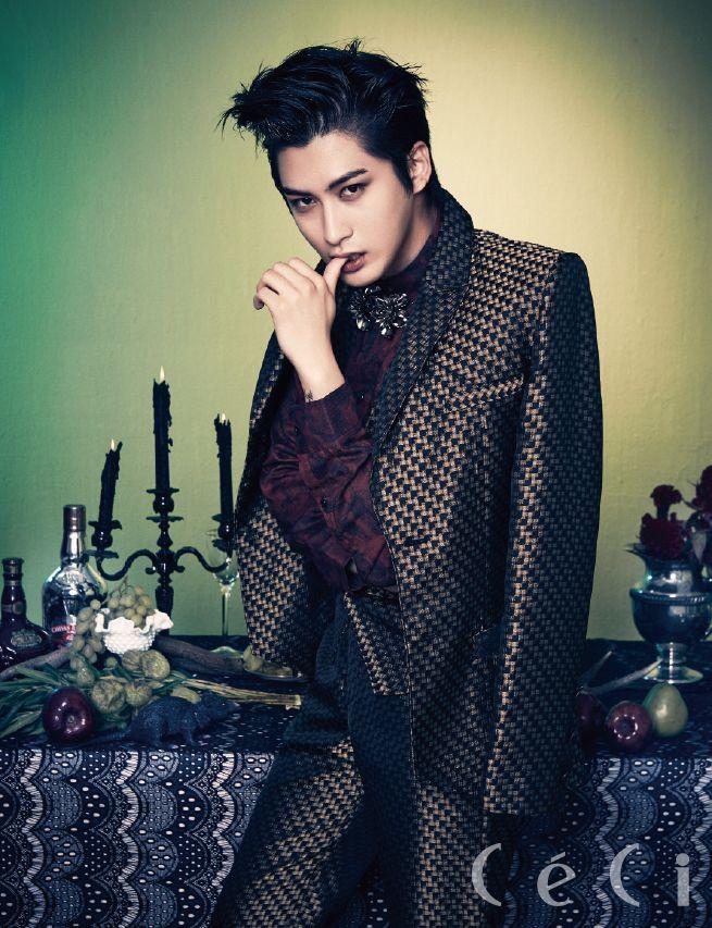 Jaehyo - Ceci Magazine December Issue '13