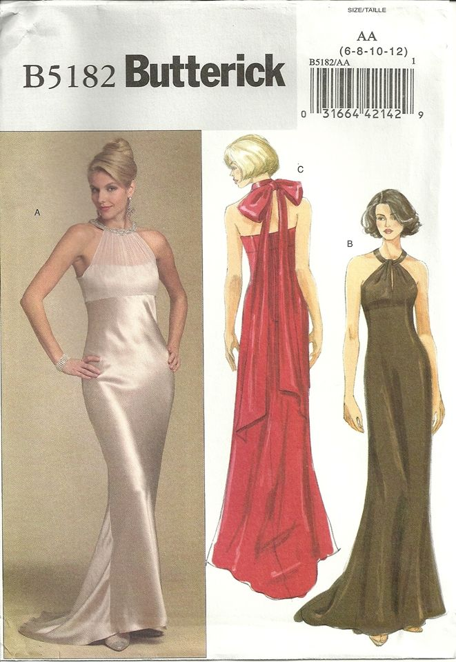 20 best Prom Sewing Patterns images on Pinterest | Dress sewing ...