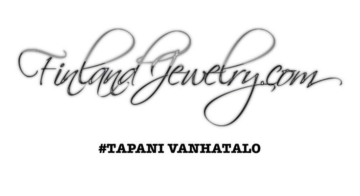 TAPANI VANHATALO jewelry | FinlandJewelry.com #TapaniVanhatalo