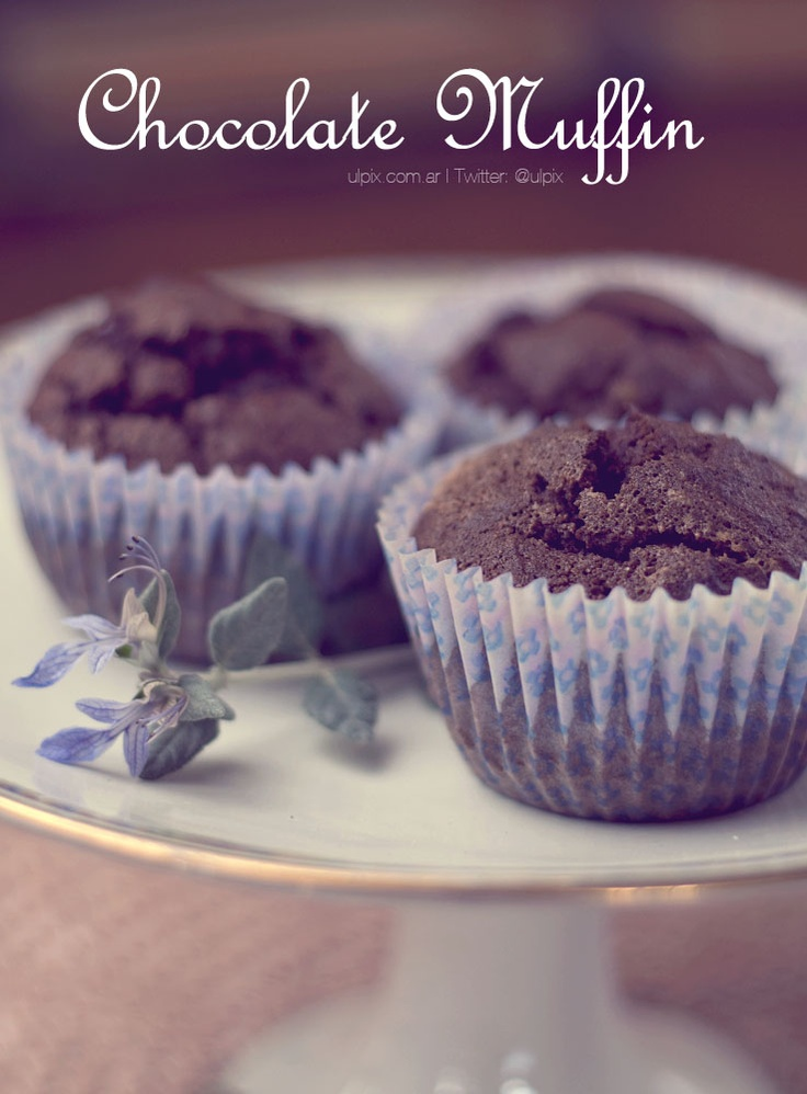 Chocalate Muffin - Food / Cooked