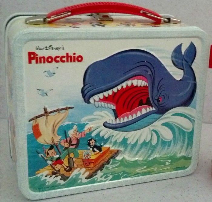 Antique Lunchboxes   vintage lunch boxes