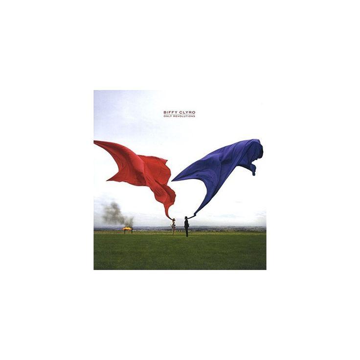 Biffy Clyro - Only Revolutions (Vinyl)