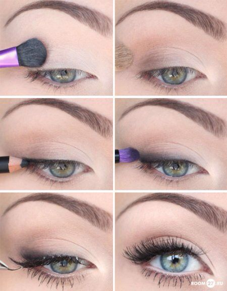 Séance makeup