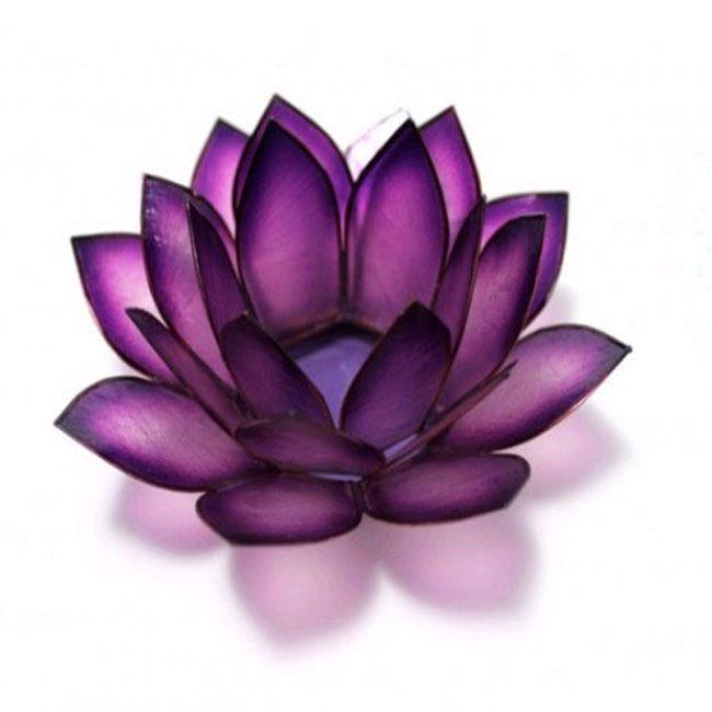 1000 ideas about purple lotus tattoo on pinterest lotus tattoo lotus flower tattoos and - Capiz shell tealight holder ...