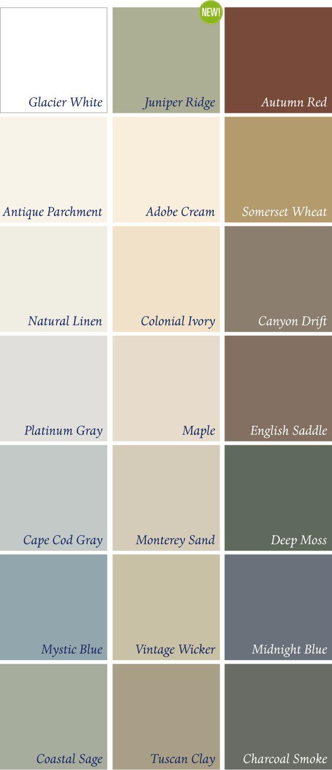 Prodigy Color Collection House Plans Pinterest