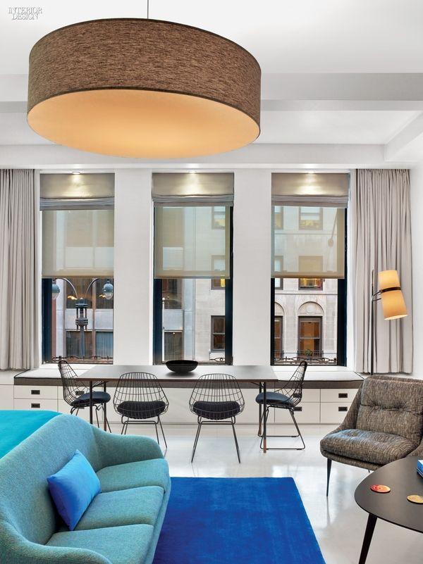 The William Hotel New York Corporate InteriorsHotel DecorCommercial InteriorsCommercial DesignHospitality
