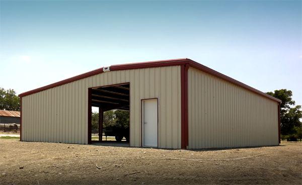 Prefab metal buildings gallery rhino steel buildings for Sip prefab garage