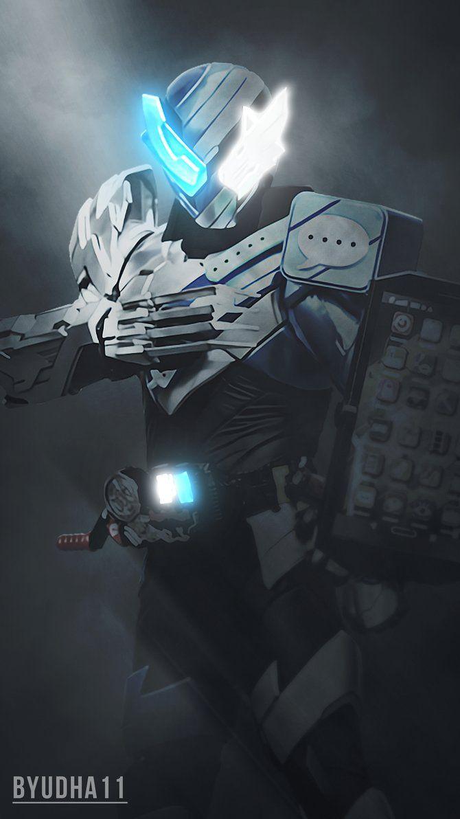 Kamen Rider Build With Blizzard Action Edit: Photoshop Facebook: Bagus yudha