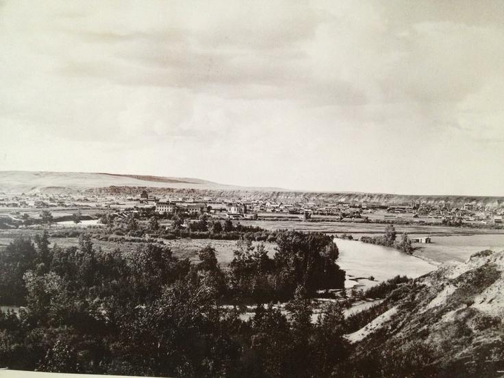 A history of Calgary!