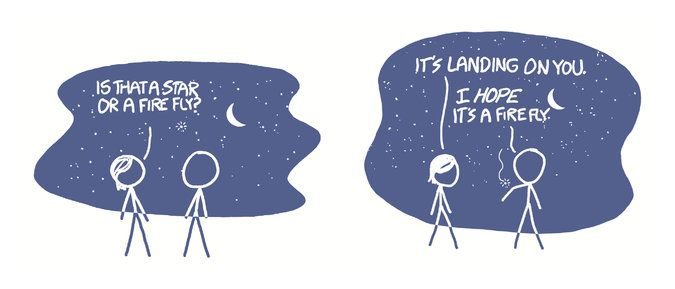 Randall Munroe Explains It All for Us - The New York Times