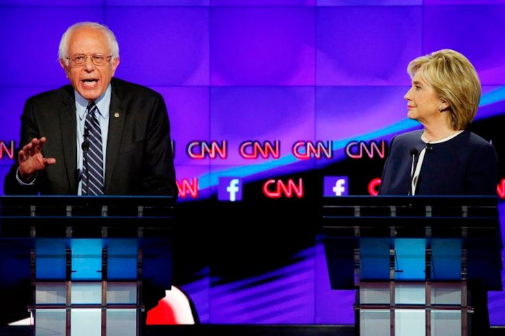 The first Democratic debate of the 2016 election cycle has concluded, and it is time to pick the best line. Cenk Uygur (The Young Turks), Ben Mankiewicz (Wha...