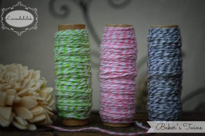 Baker's Twine  www.levendulalak.blogspot.hu
