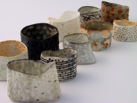Karin Patricia Jensen ceramics pottery