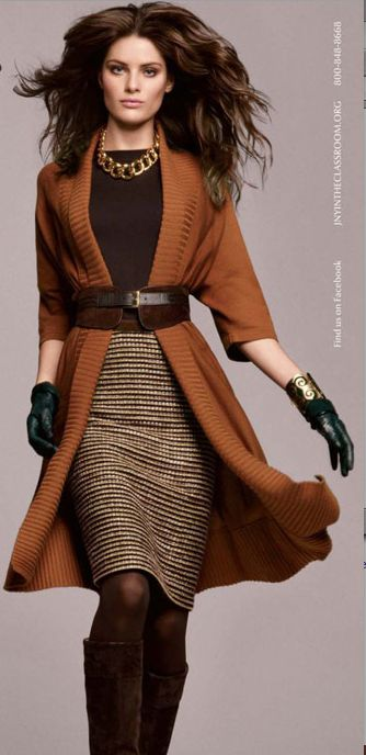 love the belted long cardigan