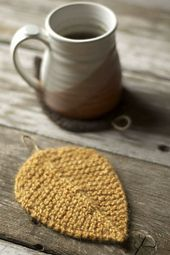 The festive autumn leaves are perfect for coasters, a bunting, or even on your nature table.