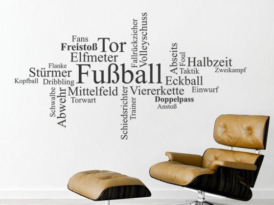 Spectacular Fu ball Wortwolke Sport