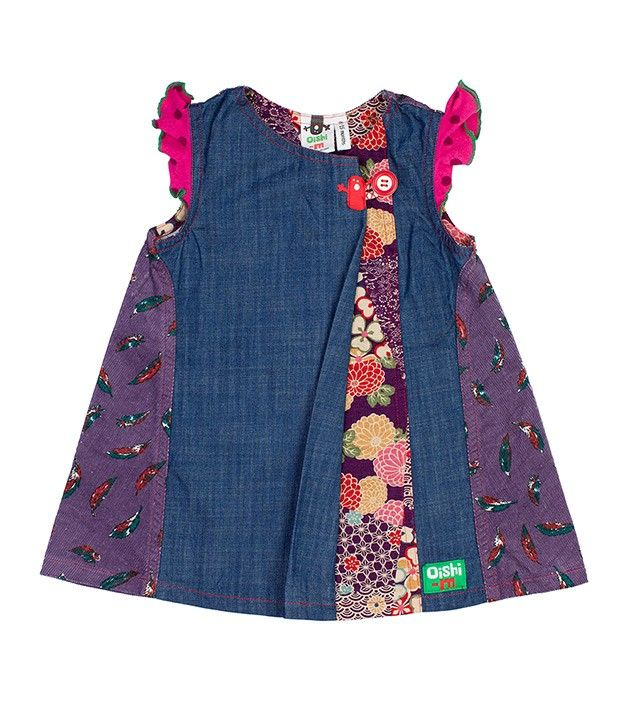 Love it Dress, Limited edition clothing for children, www.oishi-m.com
