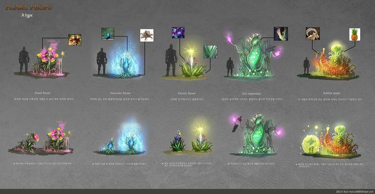 GGSCHOOL, Artist 변  혁, Student Portfolio for game, 2D Scene Concept Art, www.ggschool.co.kr