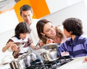Why we need to bring back food education! Study finds kids who learn to cook make healthier choices.    http://www.sciencedaily.com/releases/2012/06/120627103352.htm