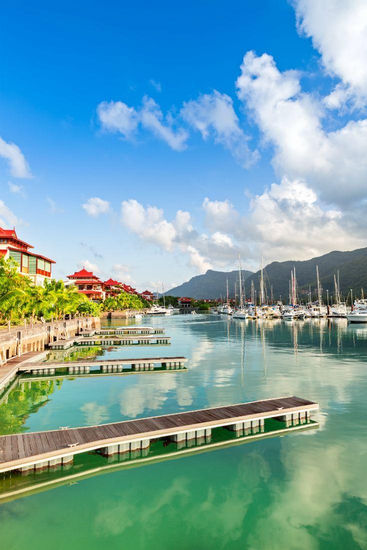 25 b sta id erna om seychelles p pinterest - Eden island hotel seychelles ...