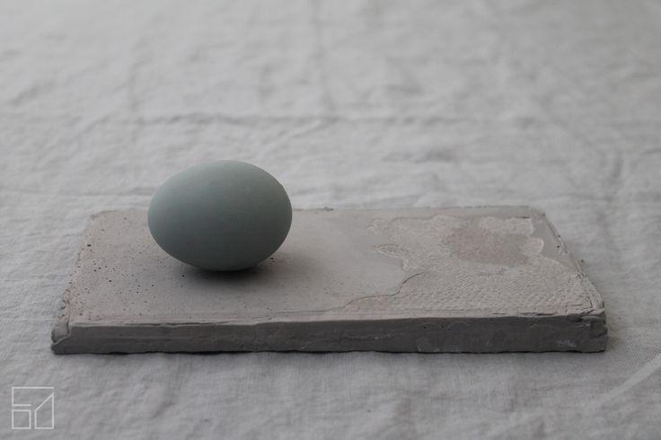 Odu Design - concrete plate https://www.facebook.com/odudesign/ http://www.odudesign.com/