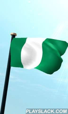 Nigeria Flag 3D Free Wallpaper  Android App - playslack.com , This is a live wallpaper app which shows fluttering flag on your home screen.1. Features- Wind speed changes automatically according to your device's battery level. Flag will flutter much if you have enough battery.- You can open this app by double tapping home screen.- The full version have no ads. It will be helpful if you buy the full version.2. Troubleshooting- Some devices may not work properly at first time.Please try to…