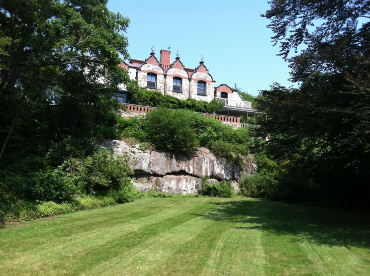 Sharksmouth Estate In Manchester By The Sea Ma Oceanside Wedding Locations