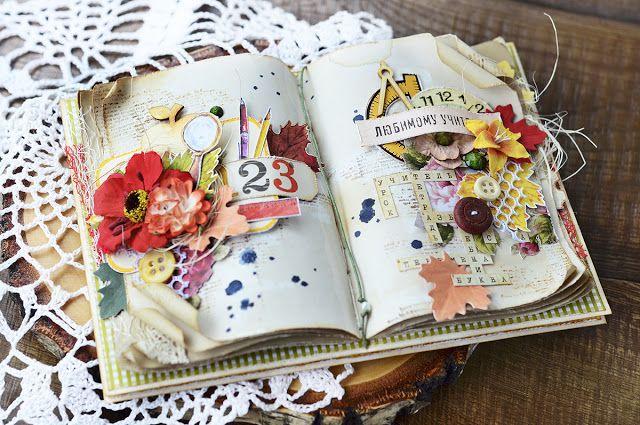 By Ekaterina_Ko: Эффектная открытка ко Дню учителя/Teacher`s day
