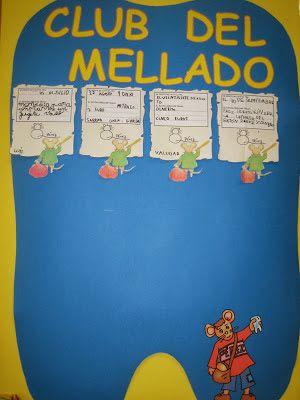 Adoro a mis peques: BIENVENIDOS AL CLUB DEL MELLADO