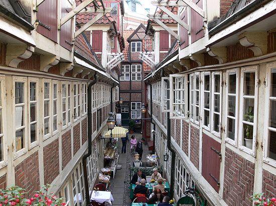 Krameramtsstuben, Hamburg