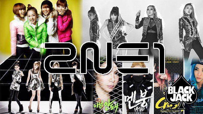 2NE1 Bubar - Ini Dia 10 Karya Fenomenal CL Cs yang Tak Akan Terlupakan, Bikin Baper Cin!