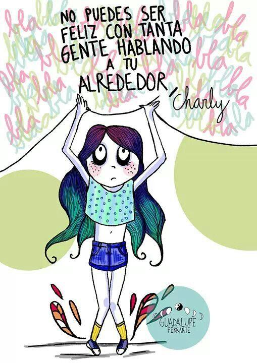 Y mientras algunos hablan y hablan, otros ya lo están haciendo! Charly García