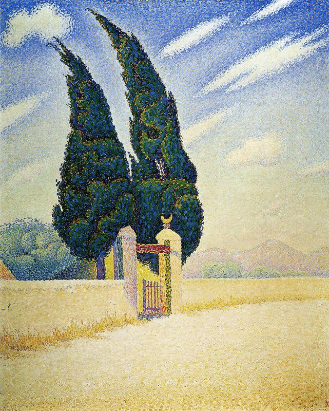 Neo Impressionism Artists: 1935 Images On Pinterest