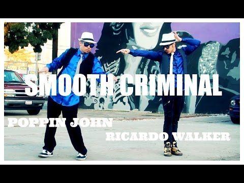 SMOOTH CRIMINAL DUBSTEP | POPPIN JOHN & RICARDO WALKER - YouTube