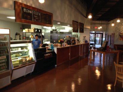 Spokane Market Organic Food Cafe