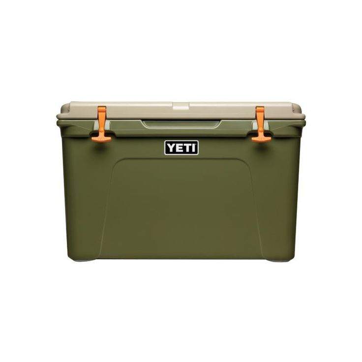Yeti Tundra 105 High Country Cooler, Green